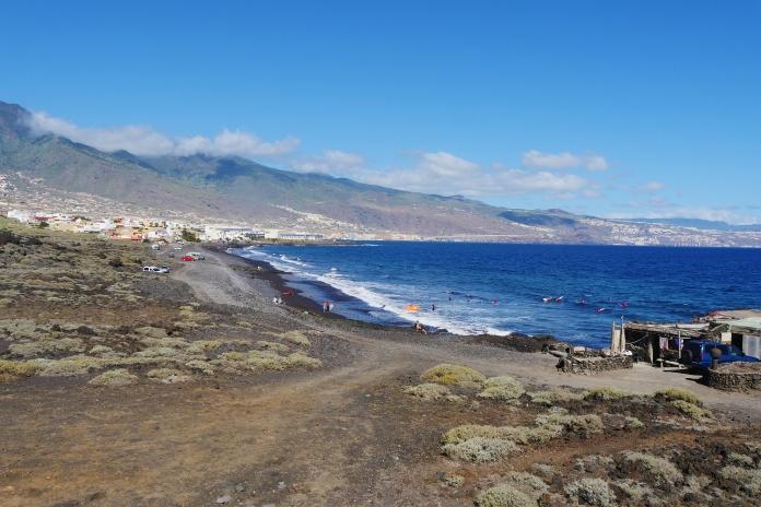 spot El Socorro nacházející se u Güímaru