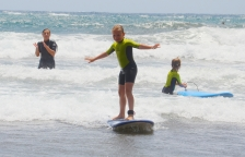 and we are surfing